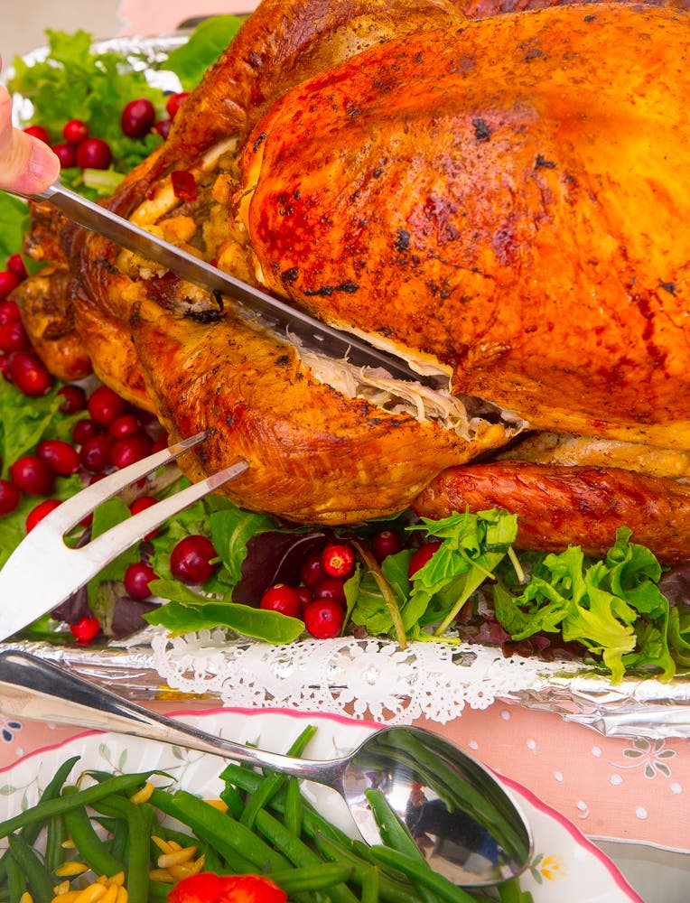 Turkey Day Hercules Style: How To Photograph Thanksgiving Day Meals