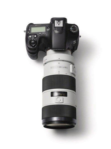 Sony Alpha Mount Users Rejoice with the New Sony A68