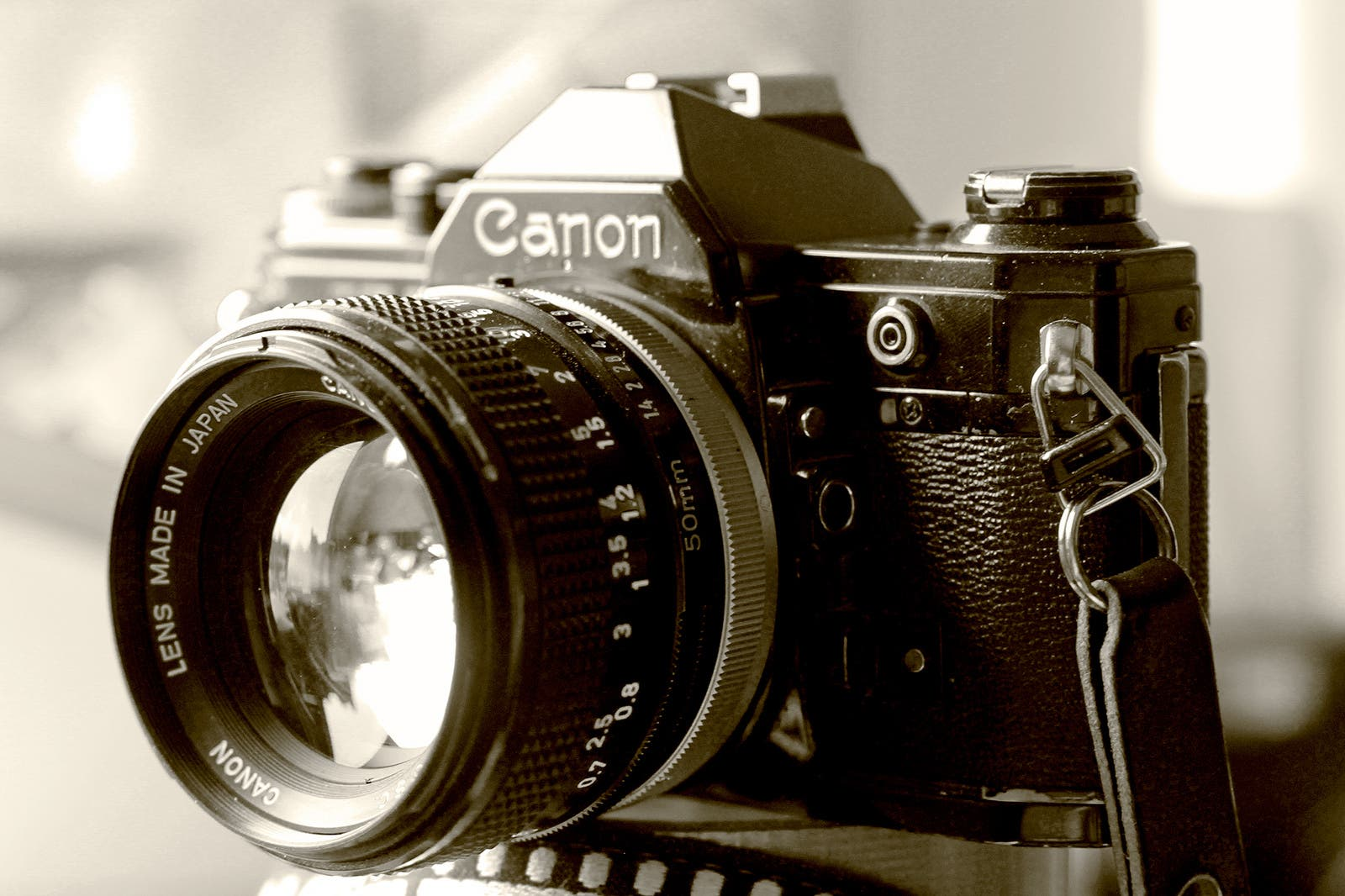The Canon Ae 1 Slr That Helped Make Photography Simple Digital Camera Diagram Film My Journey Evan Schaaf