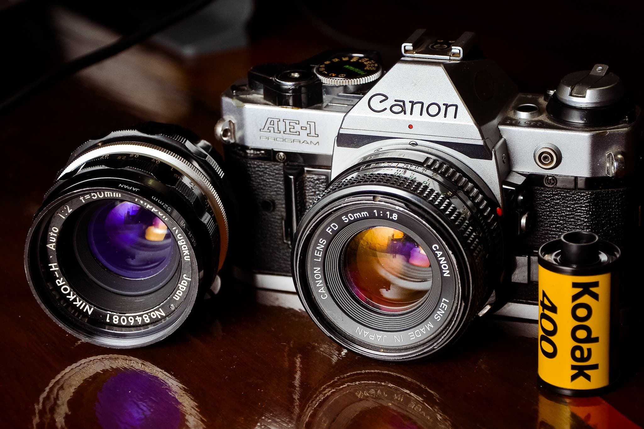 the canon ae