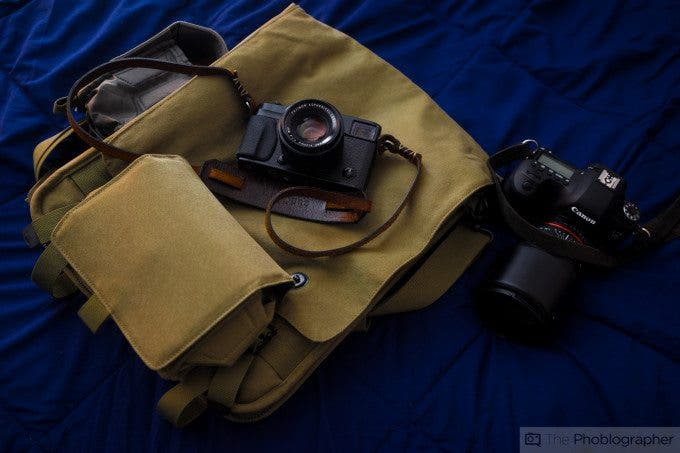 Chris Gampat The Phoblographer Able Archer MapCase product review images (2 of 11)ISO 2001-200 sec at f - 2.8