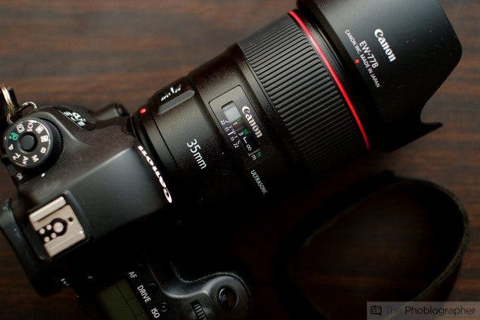 Chris Gampat The Phoblographer Canon 35mm f1.4 L II review product images (2 of 7)ISO 2001-125 sec at f - 2.8