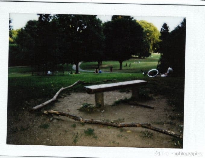 Chris Gampat The Phoblographer Diana F+ review sample Prospect Park (1 of 1)