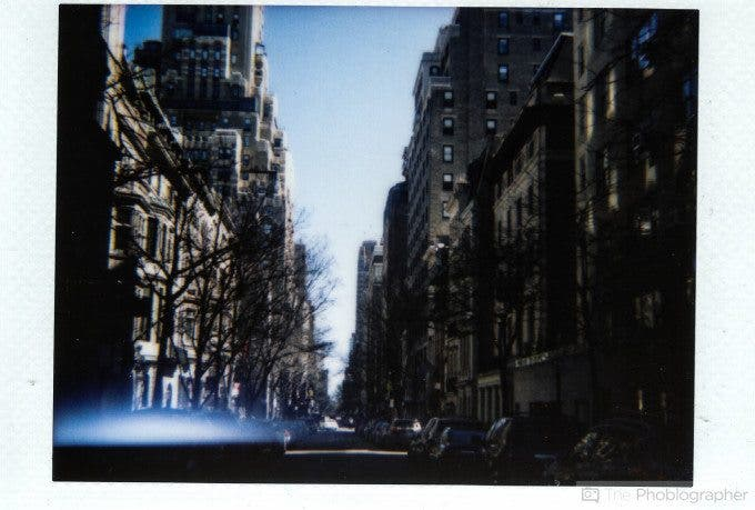 Chris Gampat The Phoblographer Diana F+ review sample UES by Central Park (1 of 1)