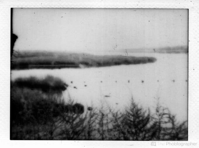Chris Gampat The Phoblographer Diana F+ review sample pinhole black and white (1 of 1)