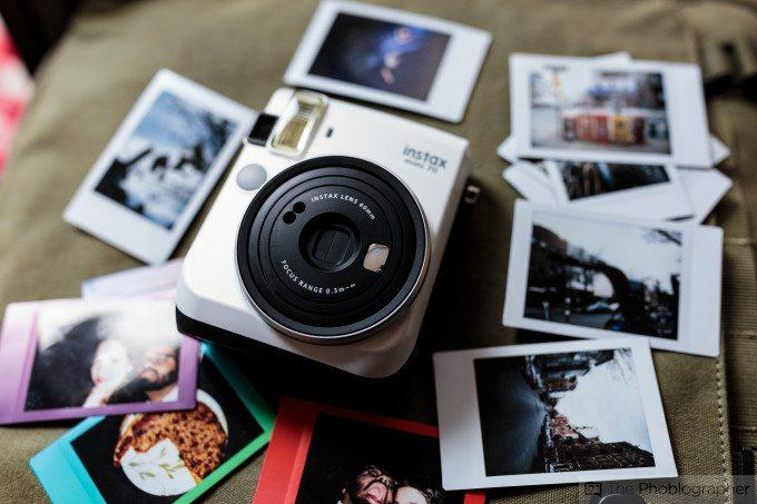 Review Fujifilm Instax Mini 70