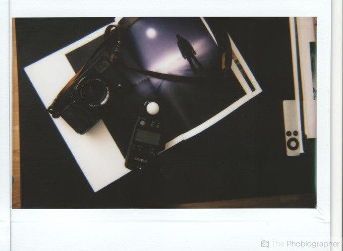 Chris Gampat The Phoblographer Lomo'Instant Wide image scan studio light (1 of 1)