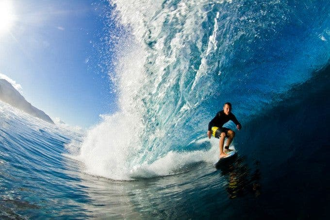 Ryan Struck: Photographing Surfers on the East Coast