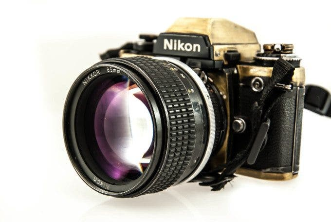 This is What a Well Worn Nikon F3 Looks Like