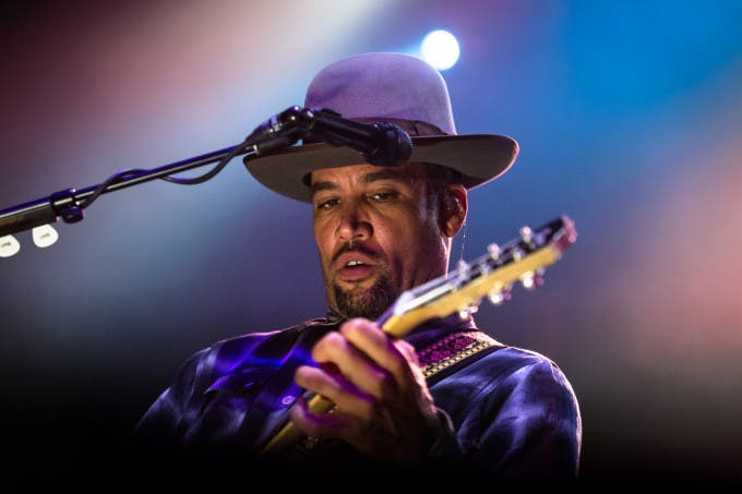 Ben Harper & The Innocent Criminals at The Pageant in St. Louis on Thursday June 11, 2015.