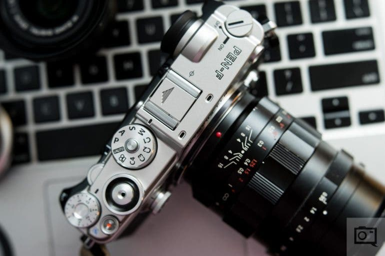 The Olympus Pen F: Tracing the Roots of a Cult Camera