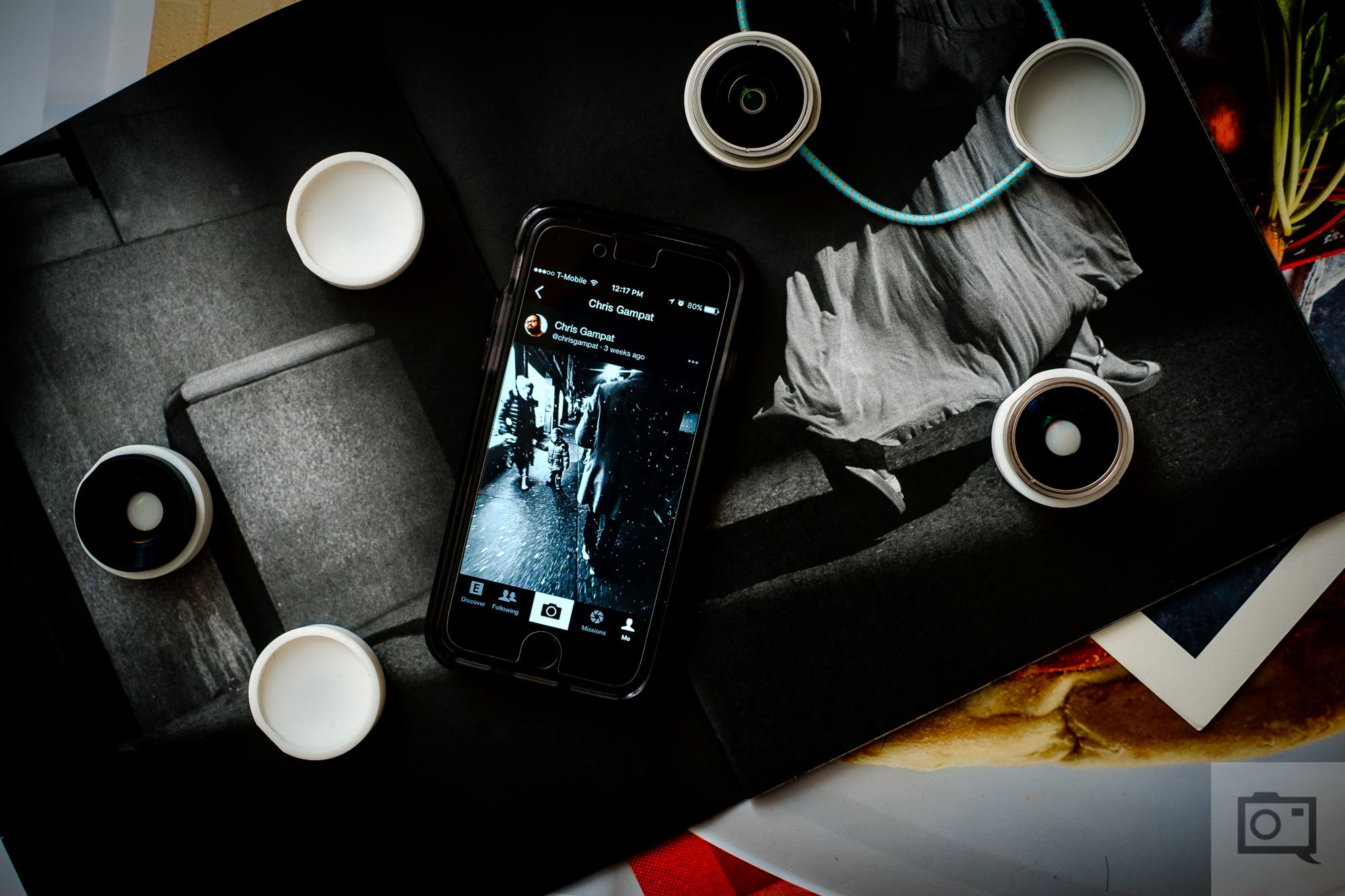 iOS Apps for the Serious Mobile Photographer