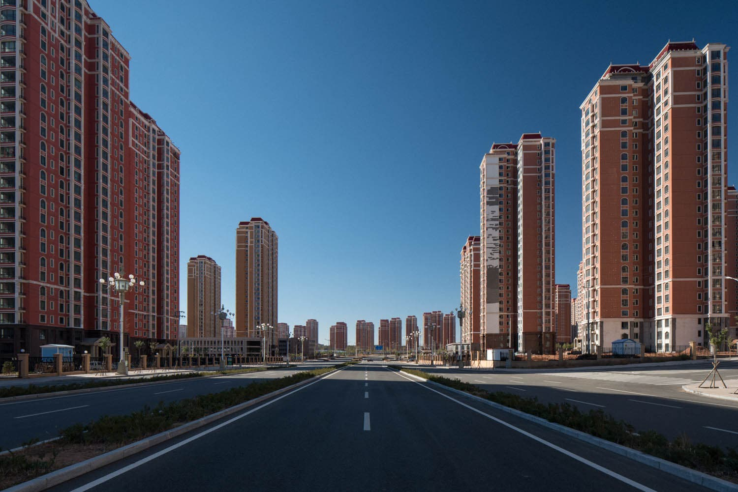 Ordos: An Architectural Photographic Study