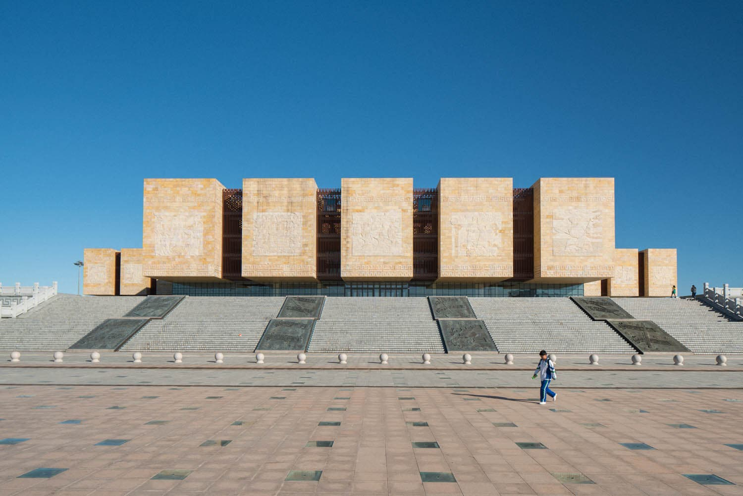 Ordos An Architectural Photographic Study