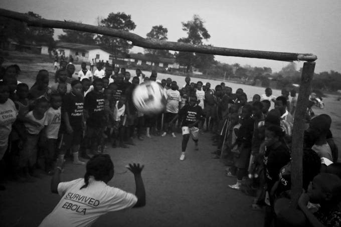 © Tara Todras-Whitehill - Ebola Survivors Football Club 04