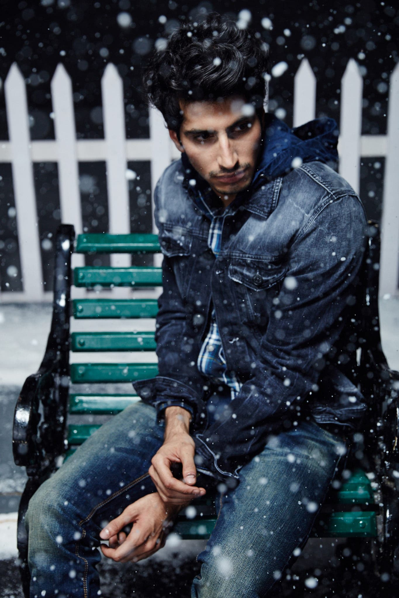 """Creating the Photograph: Aashith Shetty's """"Let It Snow"""" - The Phoblographer"""