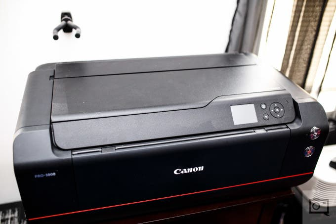 Review: Canon imagePROGRAF PRO-1000 Printer
