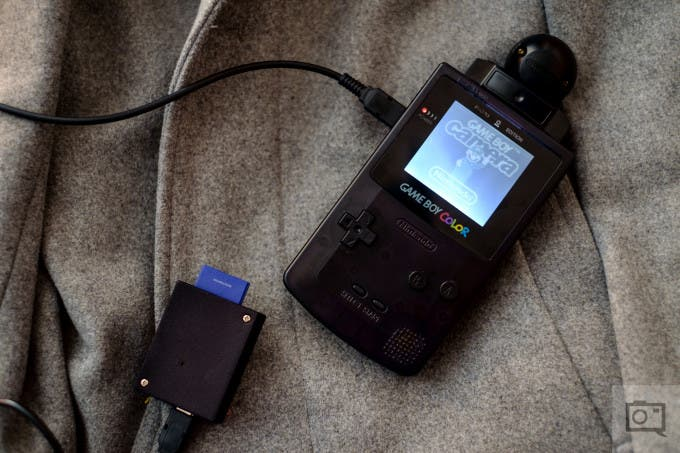 Chris Gampat The Phoblographer Game Boy Camera BitBoy Review product photos (5 of 7)ISO 2001-30 sec at f - 2.0