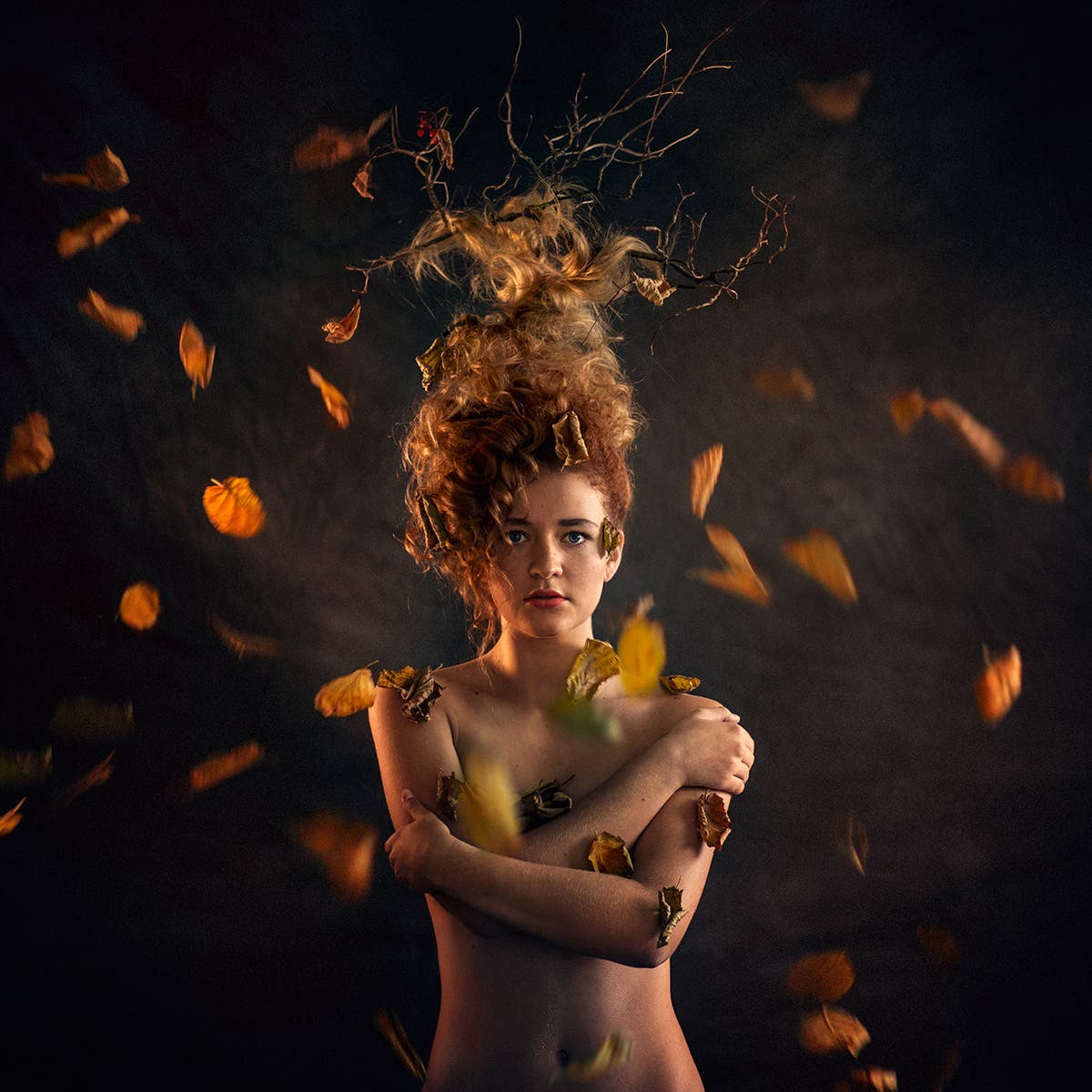 Michal Zahornacky's Telling and Surreal Portraits (NSFW)