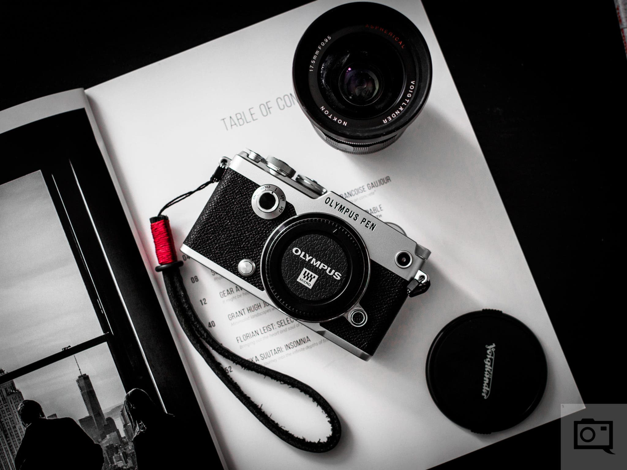 Review: Olympus Pen F
