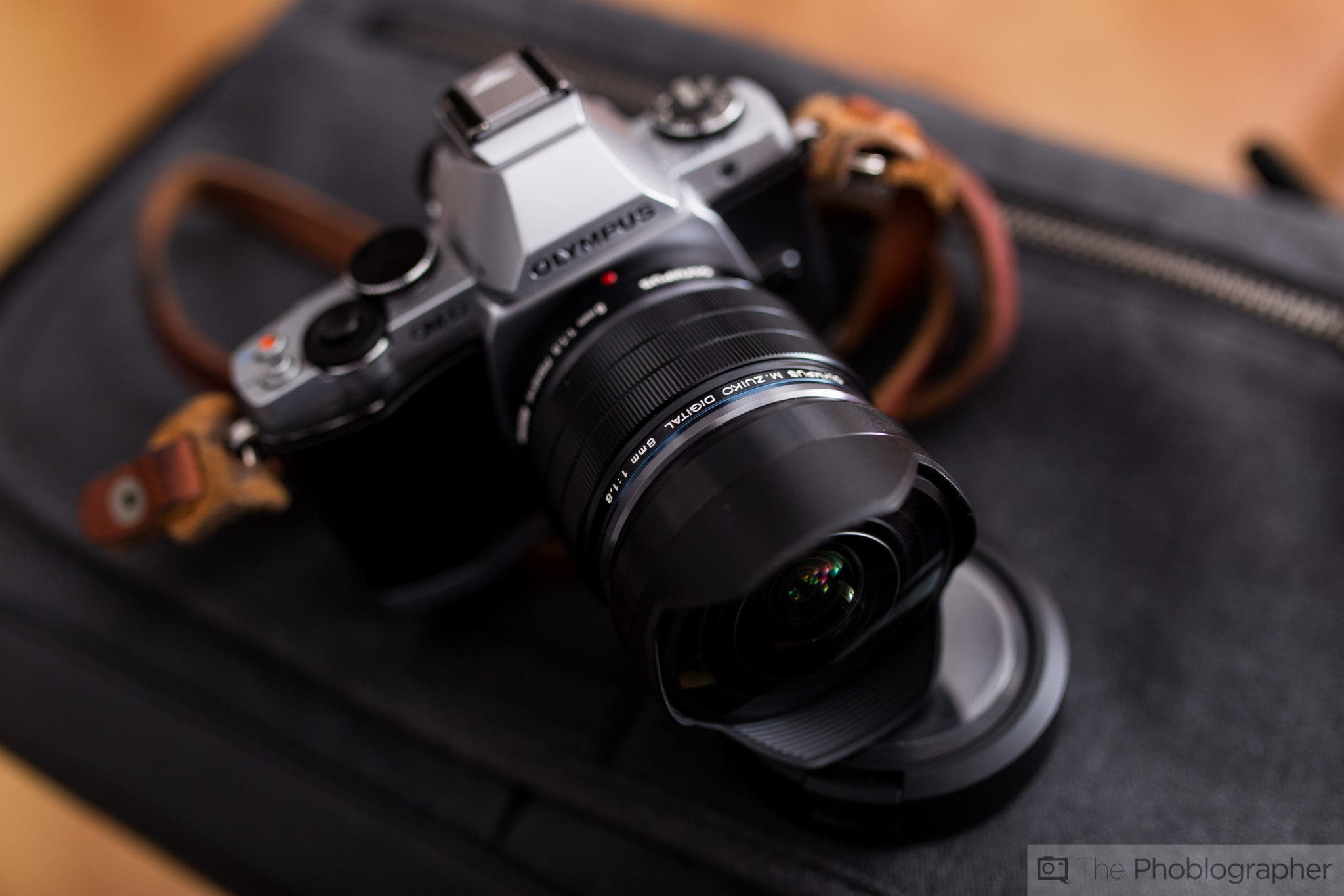 Review: Olympus 8mm f1.8 PRO Fisheye (Micro Four Thirds)