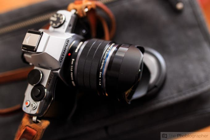 Chris Gampat The Phoblographer Olympus 8mm f1.8 fisheye lens review images product photos (1 of 7)ISO 1001-50 sec at f - 2.2