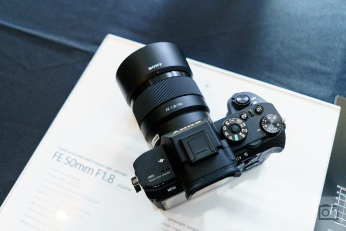 Chris Gampat The Phoblographer Sony 50mm f1.8 first impressions product images (1 of 8)ISO 4001-50 sec at f - 2.8