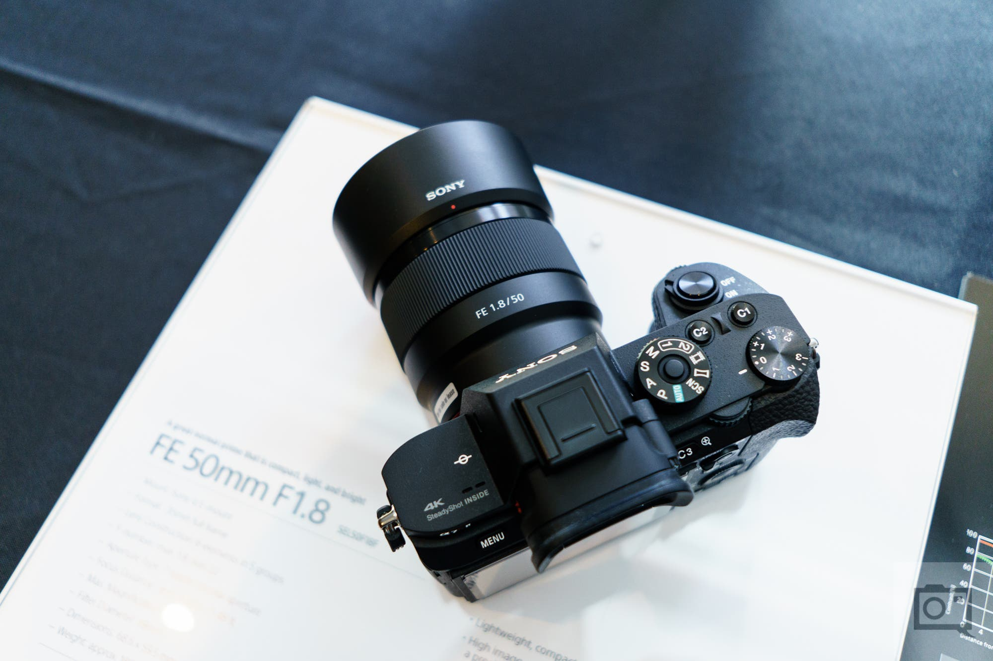 First Impressions: Sony 50mm f1.8 (Sony FE Mount)
