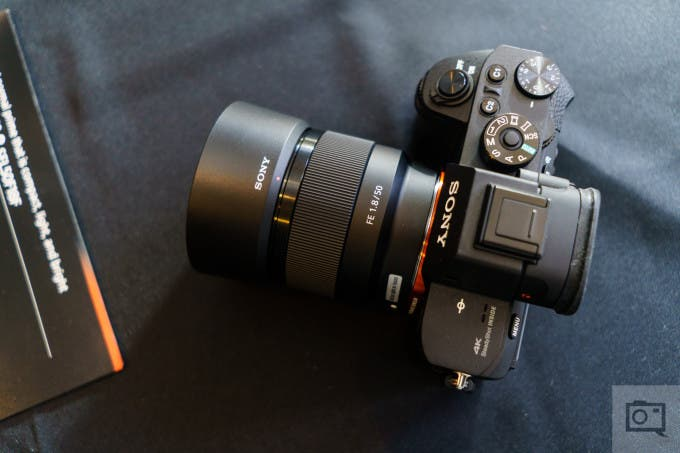 Chris Gampat The Phoblographer Sony 50mm f1.8 first impressions product images (5 of 8)ISO 4001-50 sec at f - 2.8
