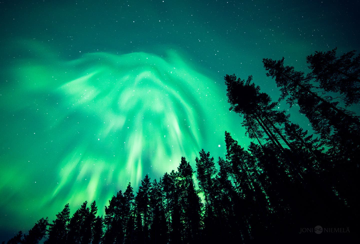 Joni Niemela: Captivating Images of the Night Sky