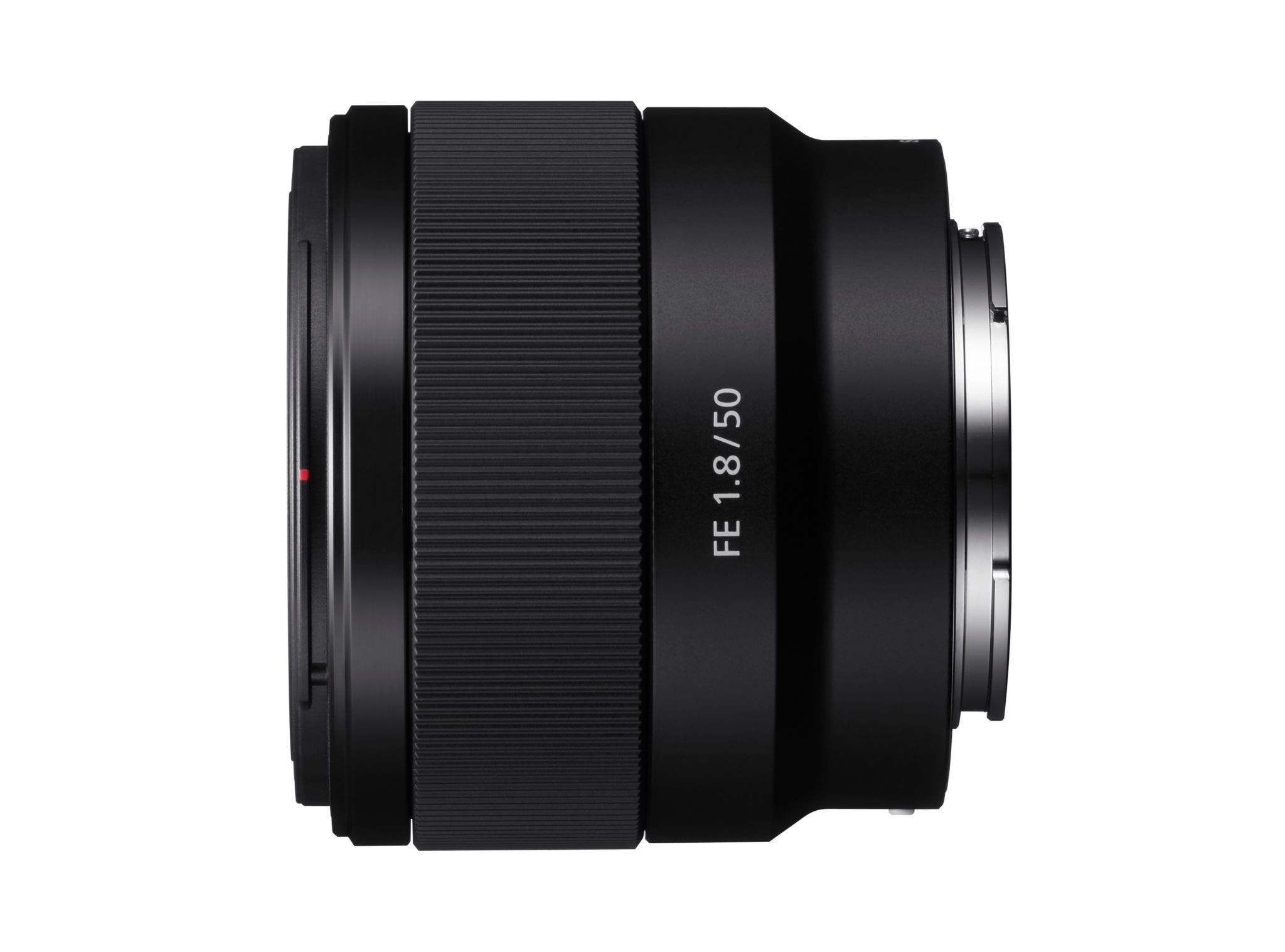 Sony Announces New 50mm f1.8 Lens for a7 Series of Cameras