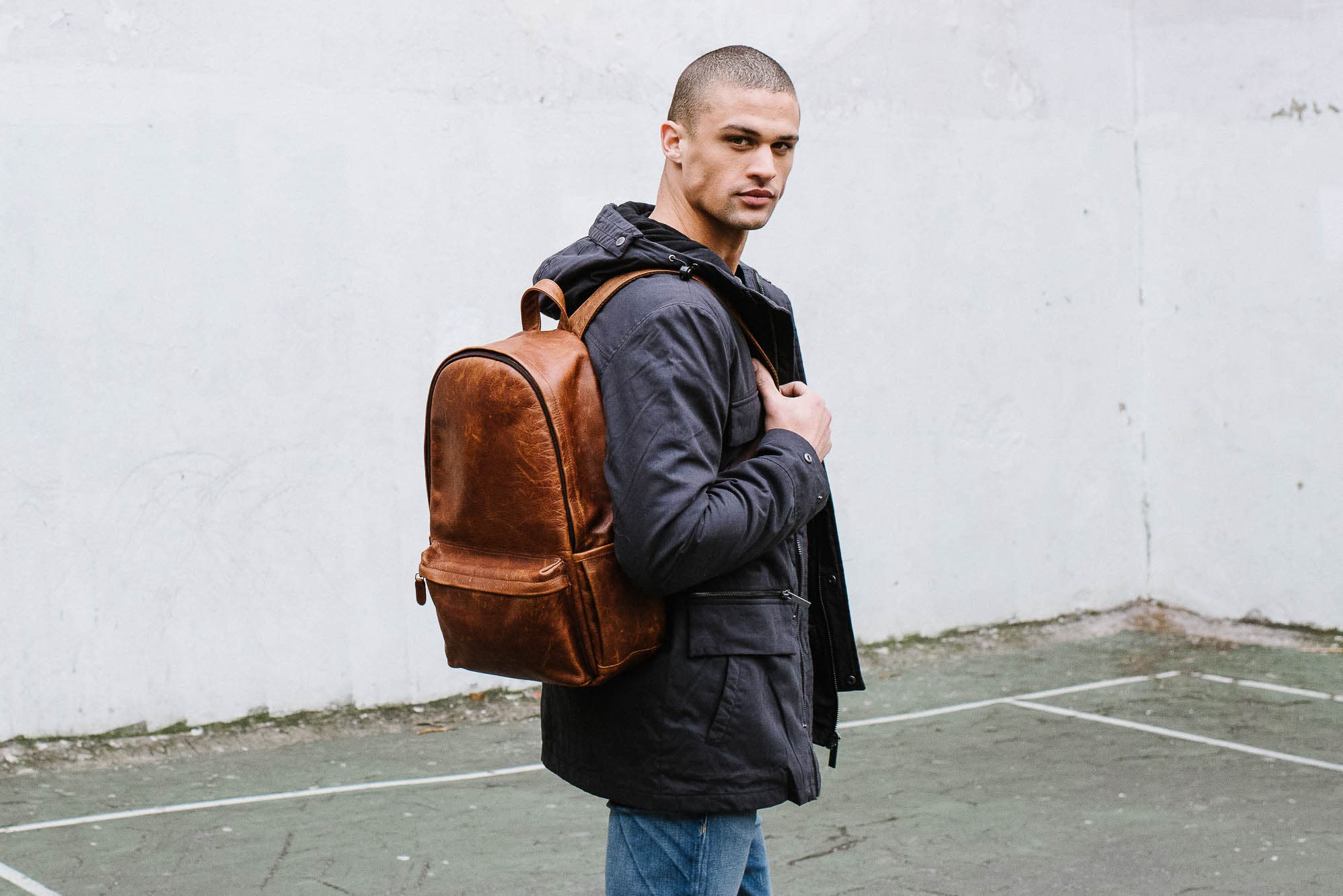 The ONA Clifton Backpack Doesn't Look like a Camera Bag