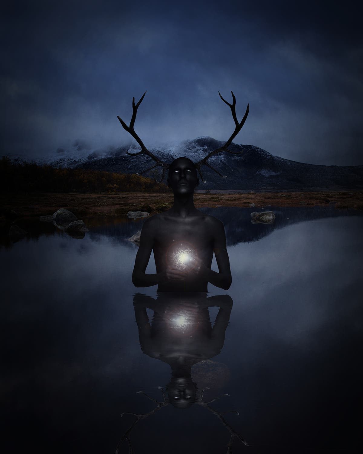 Photo Series Depicts the Myths and Legends of Norway