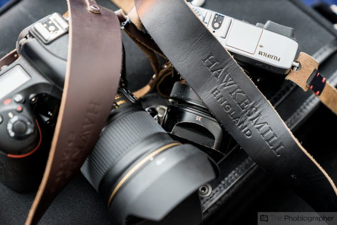 Chris Gampat The Phoblographer Hawkesmille camera straps review product images (1 of 8)ISO 4001-200 sec at f - 2.8