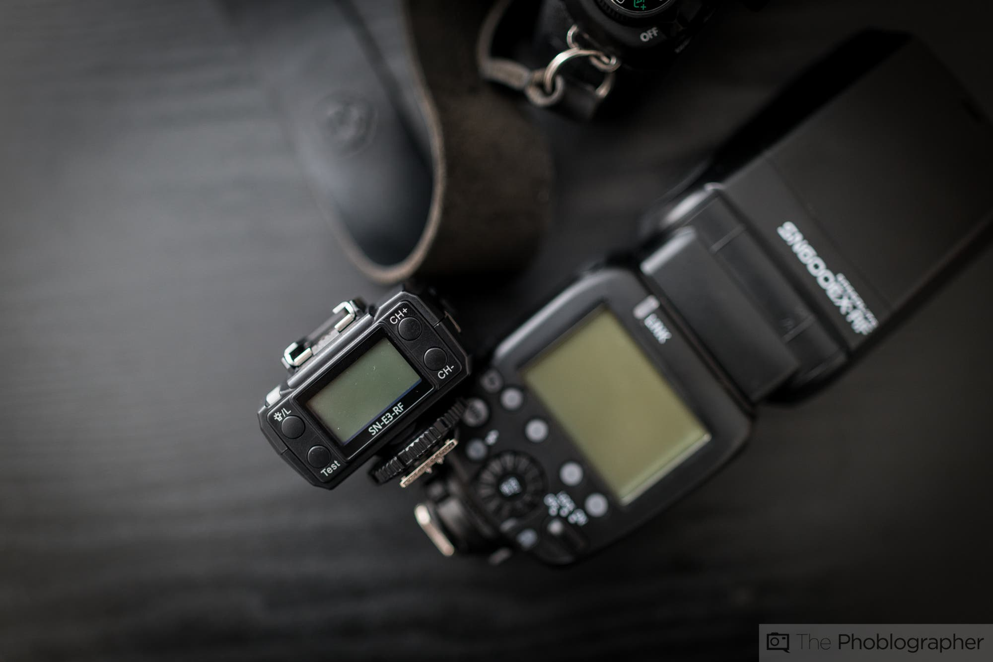 Review: Shanny SN600EX-RF Flash (Canon TTL)