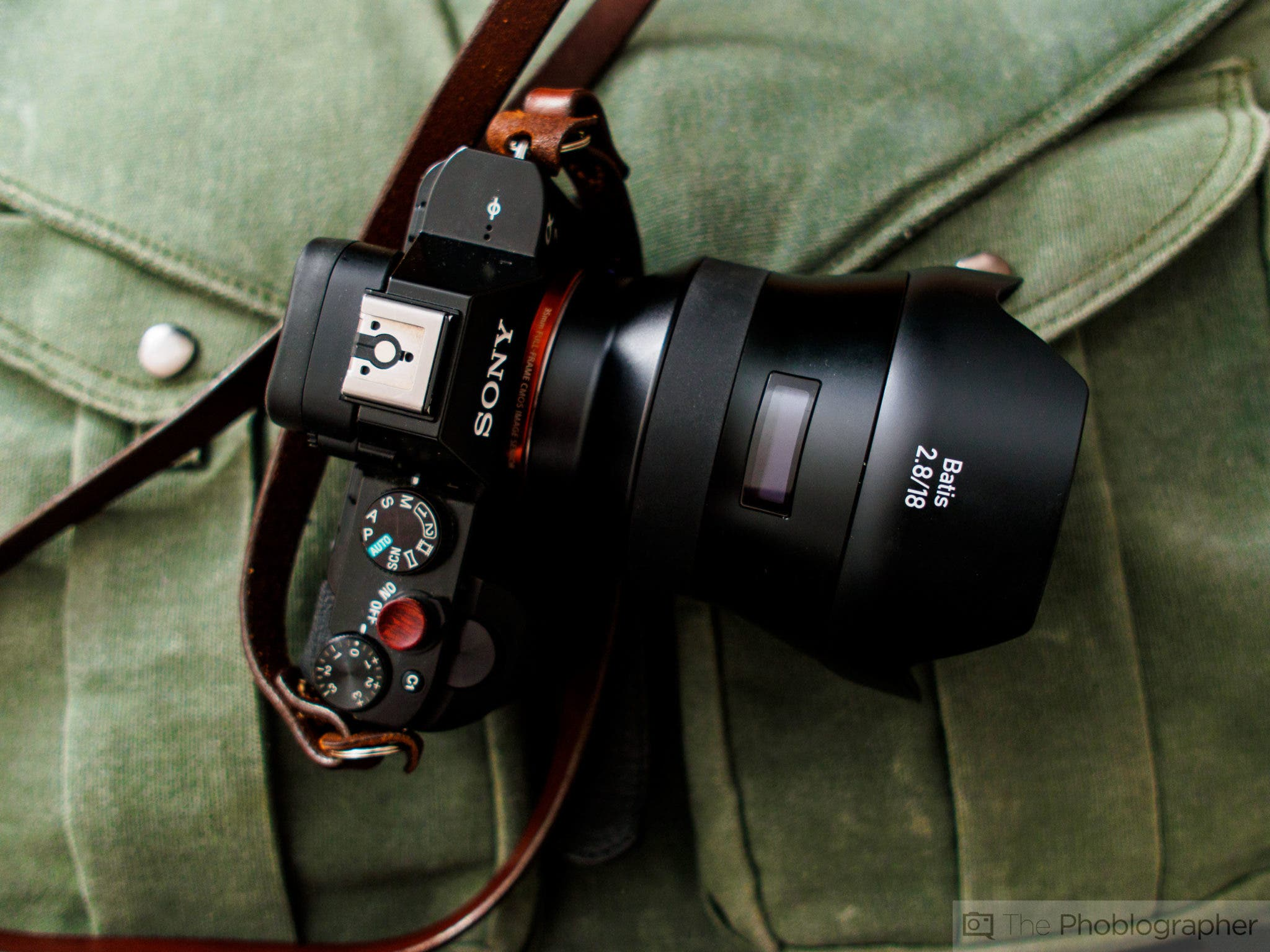 Review Zeiss 18mm F2 8 Batis Sony Full Frame E Mount