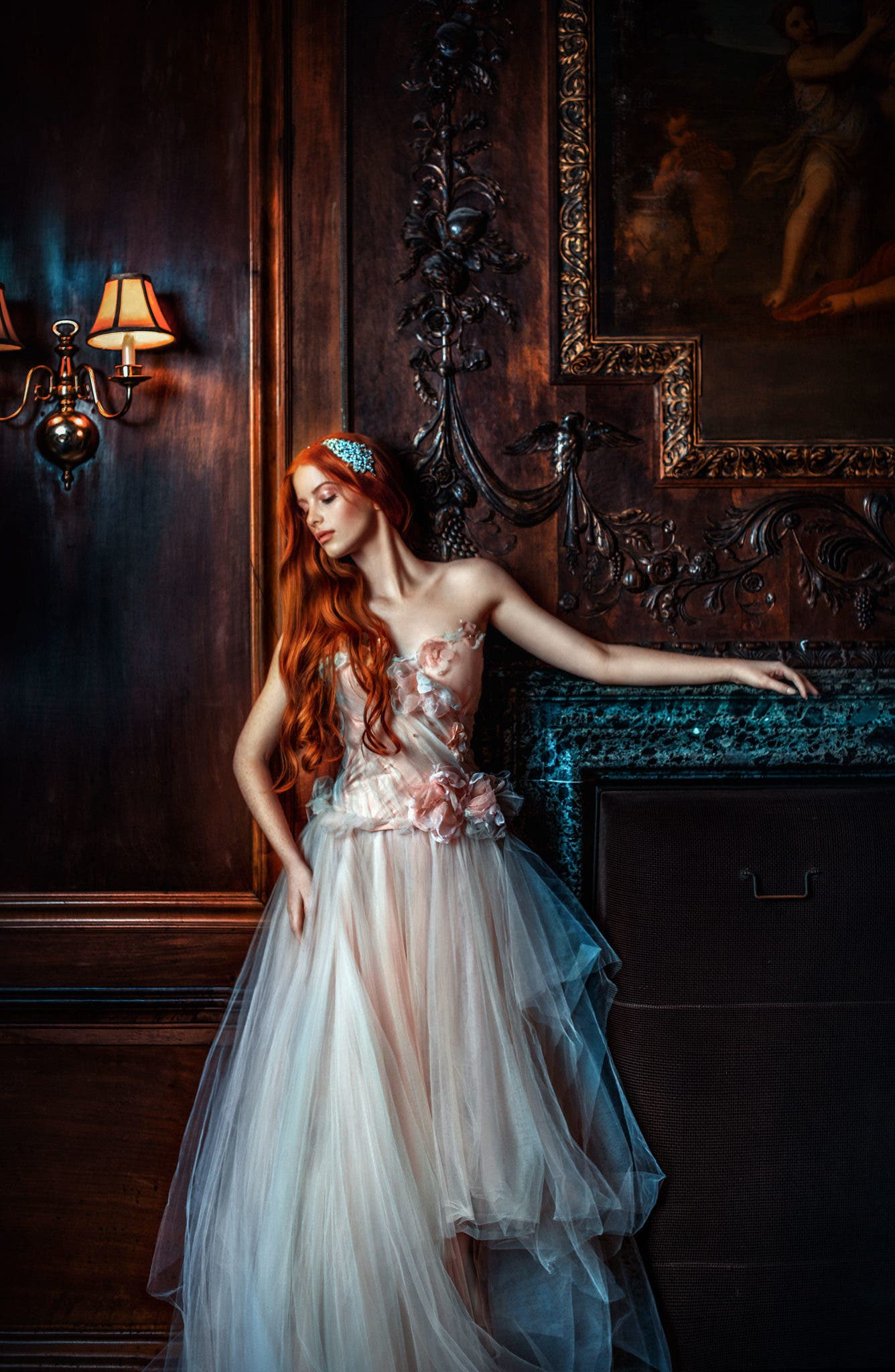 Ingrid Alice: Creative High End Fashion Portraiture