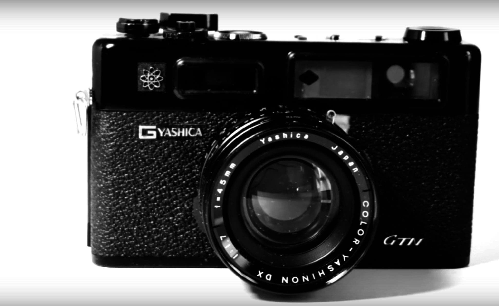 Vintage Camera Review: Yashica Electro 35 GTN