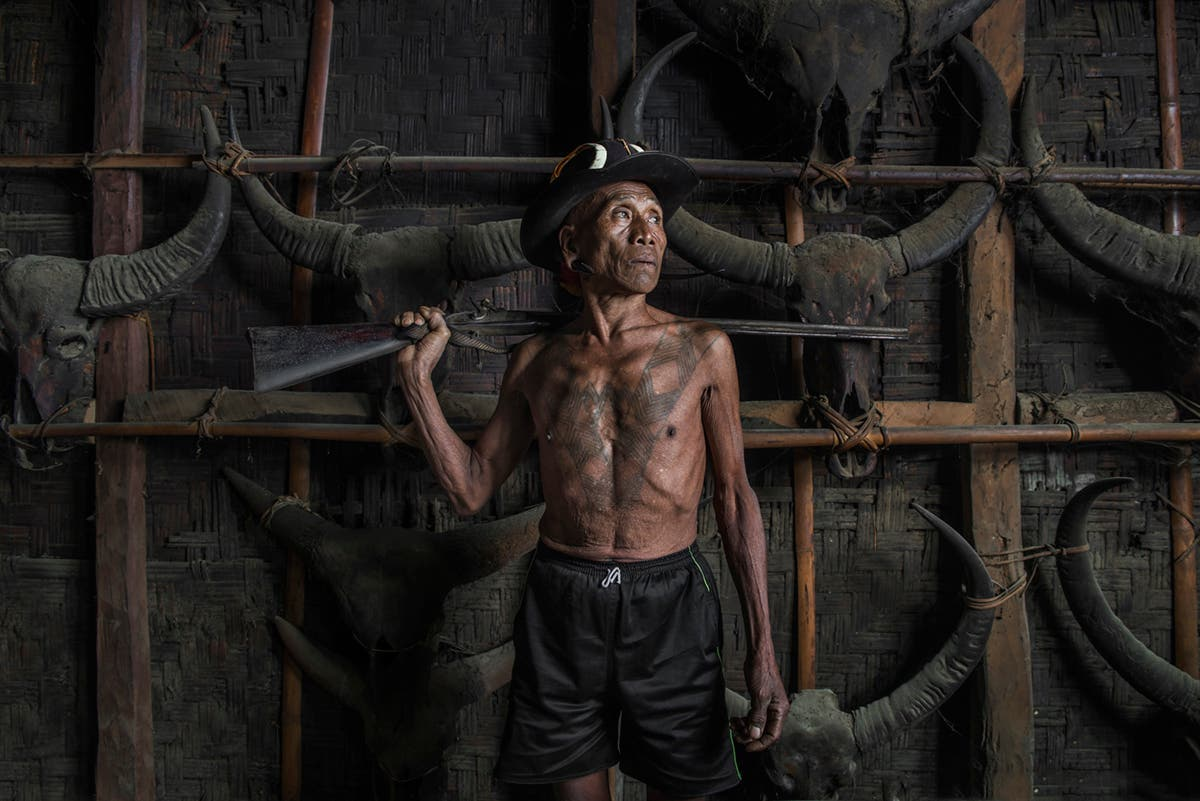 The Head Hunters: A Portrait Project on the Last Known Warriors