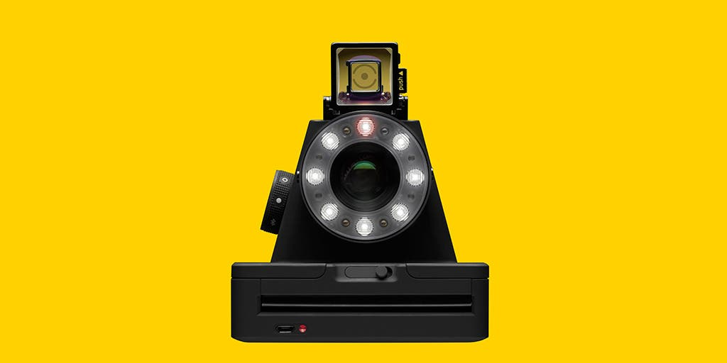 The Impossible Project I-1 is the Company's First Camera