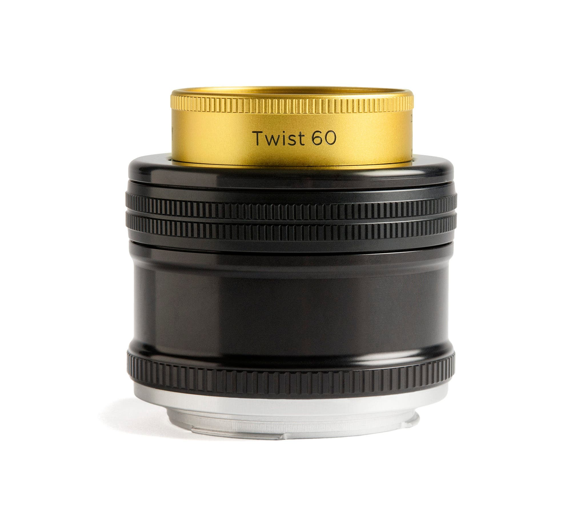 The Lensbaby Twist 60 Lens is a Brand New Petzval Lens