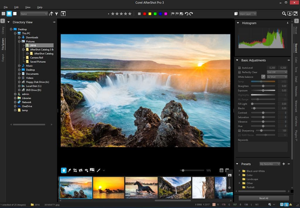 Corel AfterShot Pro 3 Offers More Affordable Alternative to Adobe