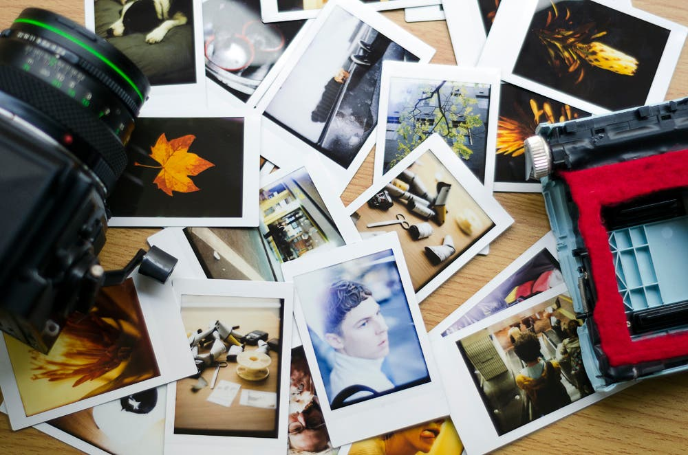 Hacking a Bronica ETRS to Shoot Fujifilm Instax Film