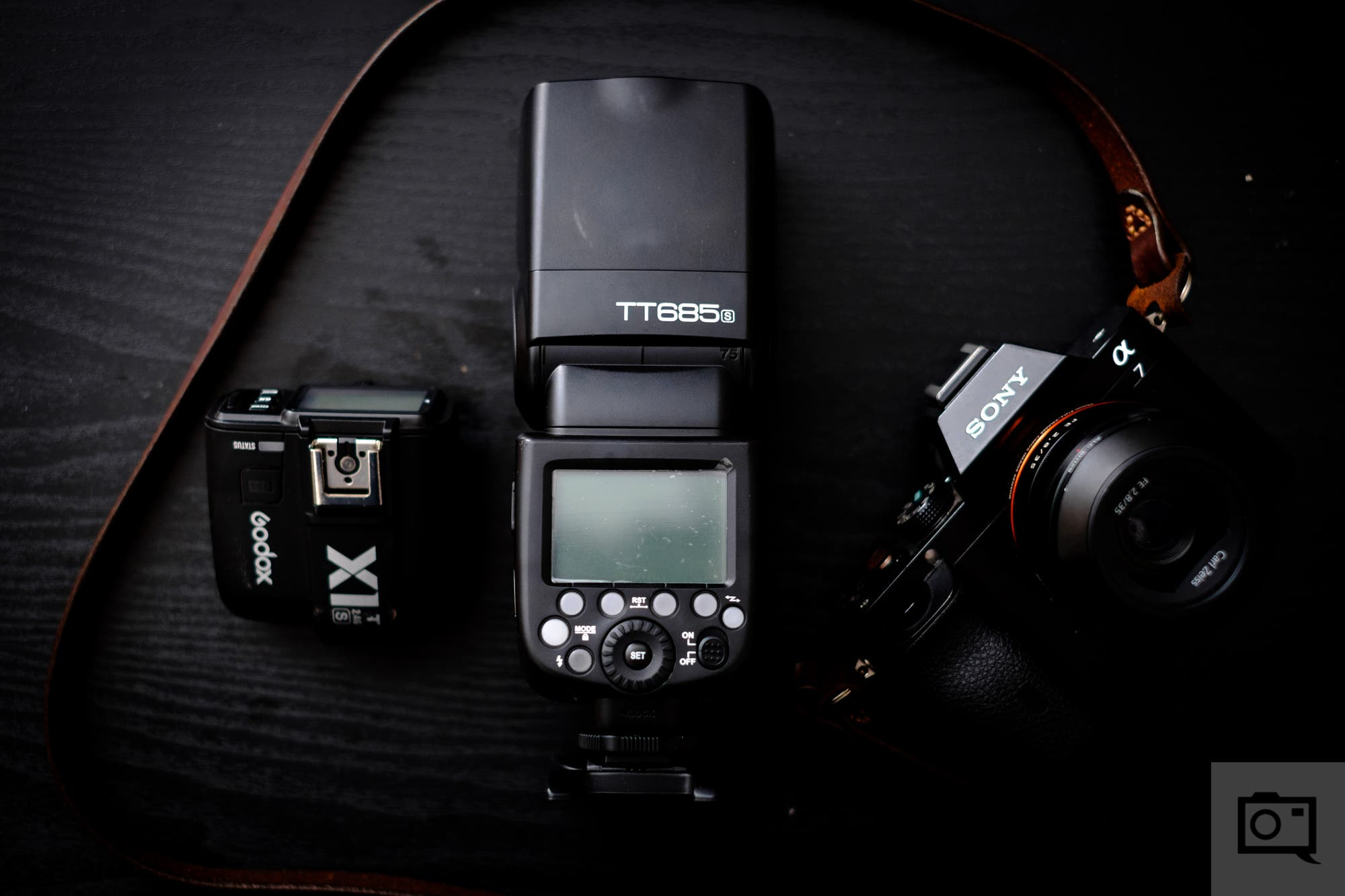 Review: Godox Thinklite TT685S TTL (Sony)
