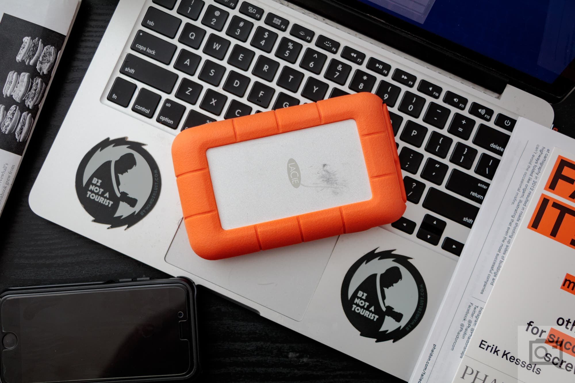 Review Lacie Rugged Raid Thunderbolt 4tb Hard Drive