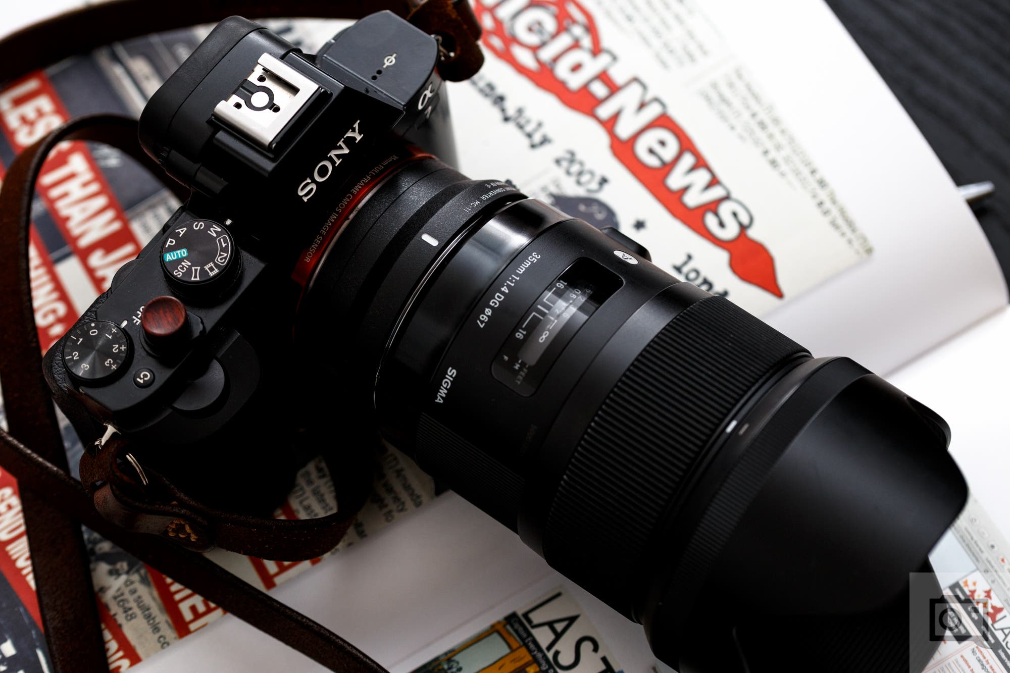Review: Sigma MC-11 Adapter (Canon EF to Sony E Mount)