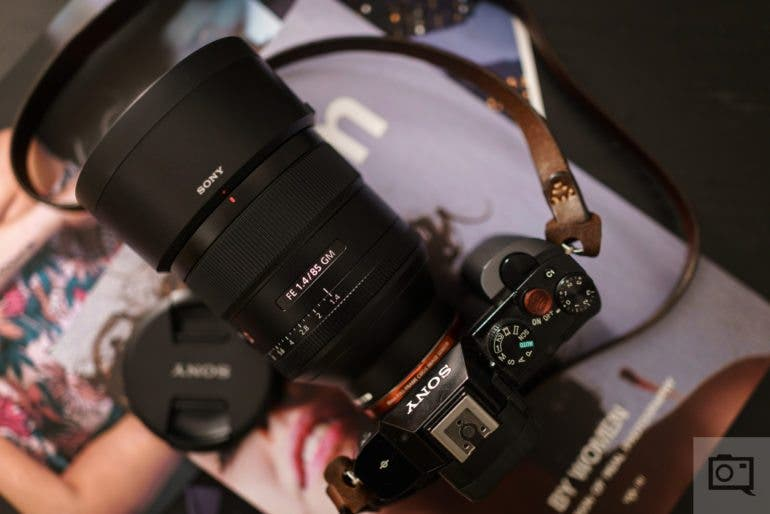 Chris Gampat The Phoblographer Sony 85mm f1.4 G Master lens product images. (1 of 8)ISO 2001-160 sec at f - 2.0
