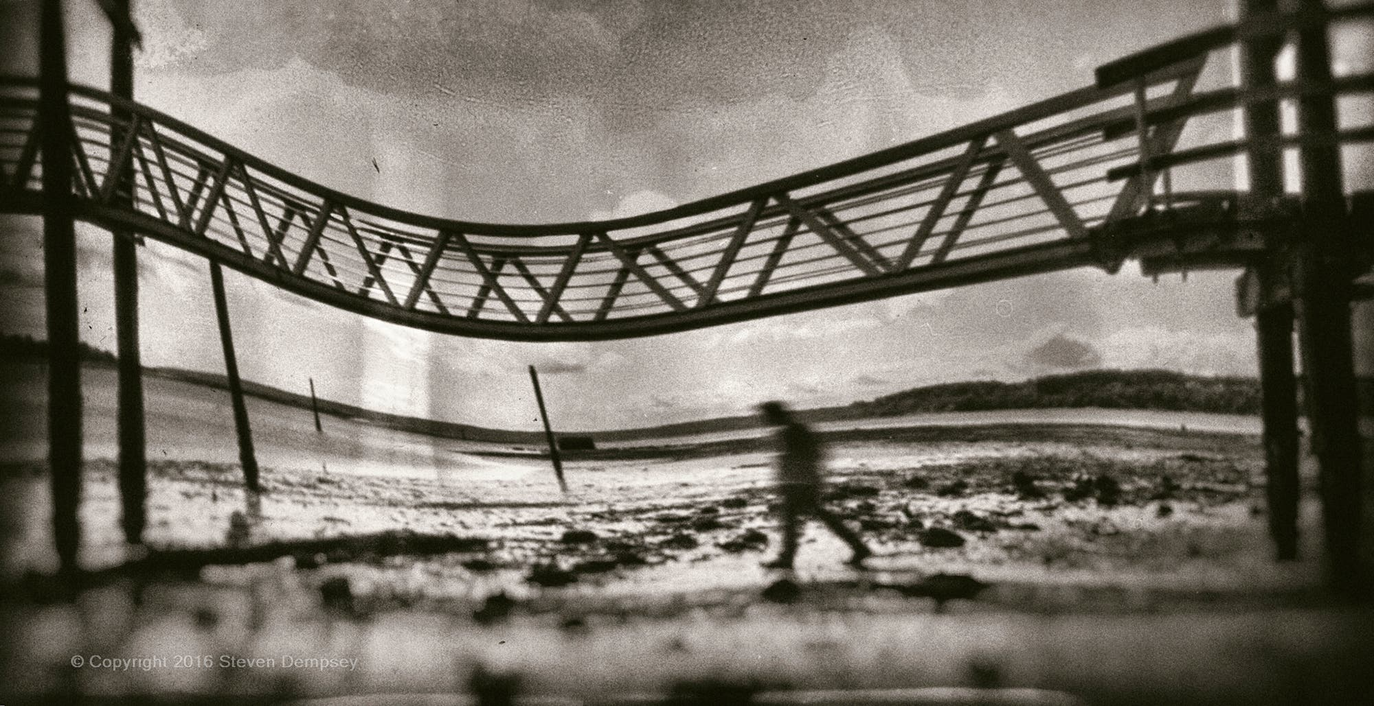 The Pinhole Photography of a Filmmaker
