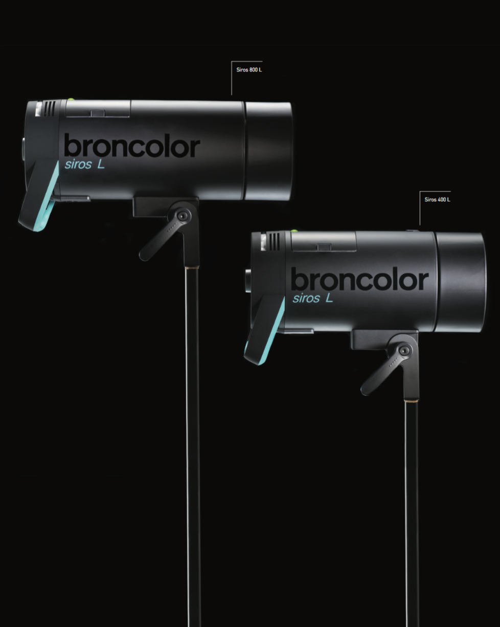 Broncolor's New Siros L Promises 440 Full Power Flashes on One Charge
