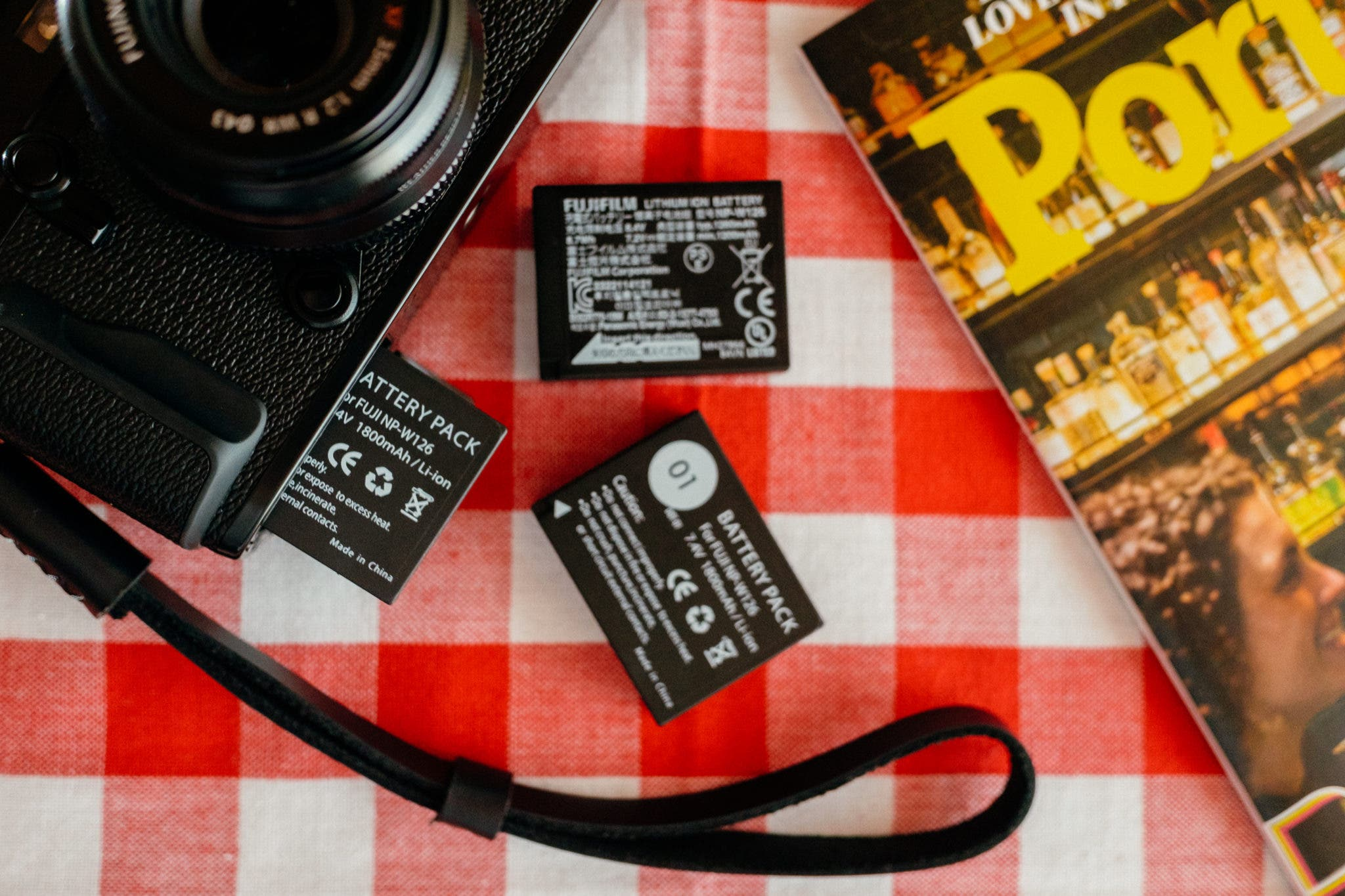 Cheap Photo: Shoot Longer With These Awesome Battery Savings